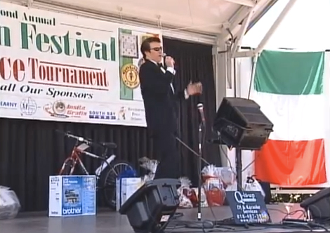 2nd Annual Italian Festival in Hawthorne CA, 2008