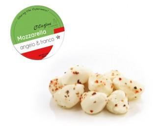 Mozzarella Ciliegine Marinated