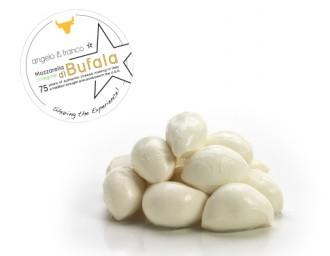 Mozzarella Ciliegine di Bufala