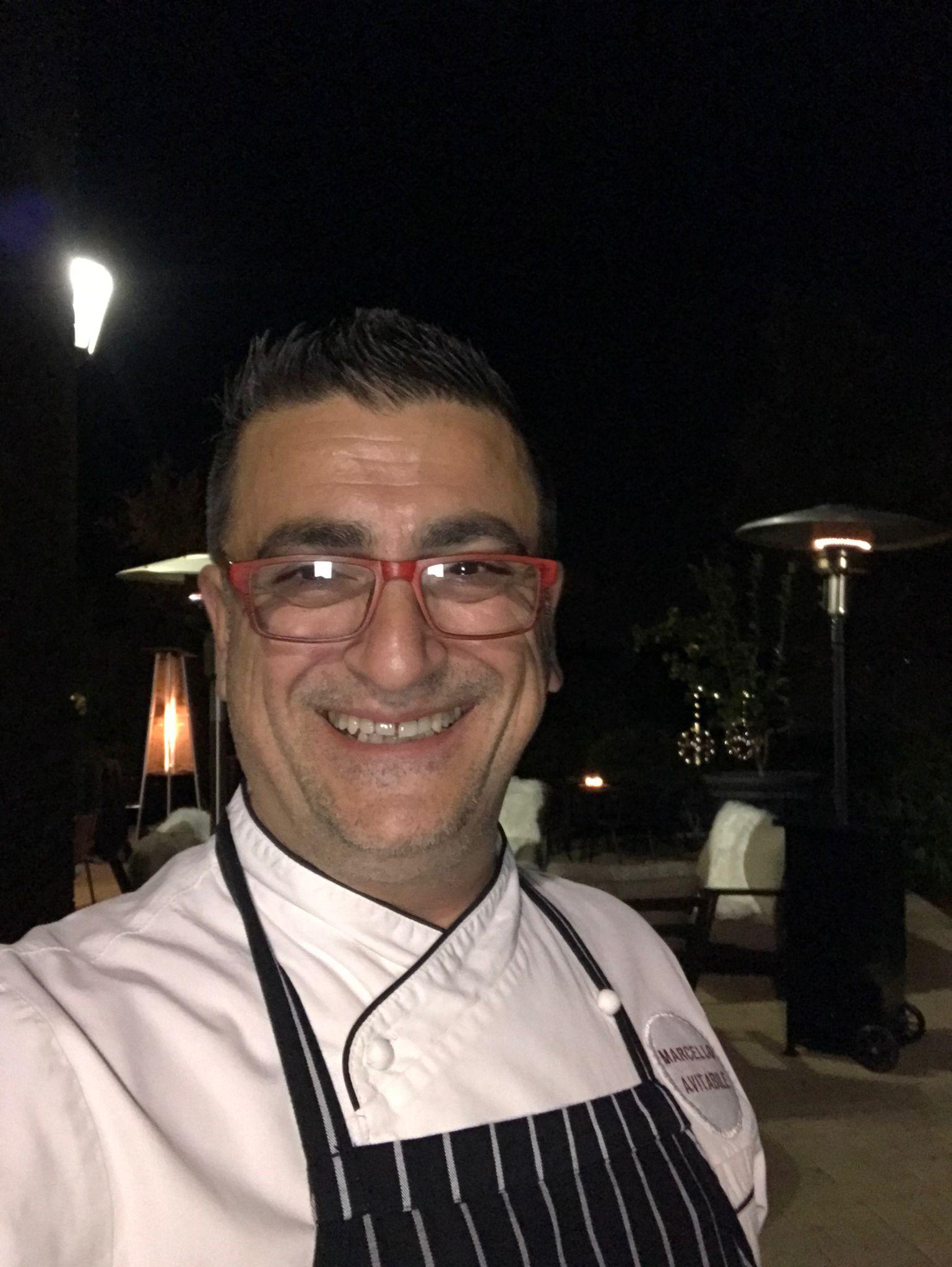 Chef Marcello Avitabile
